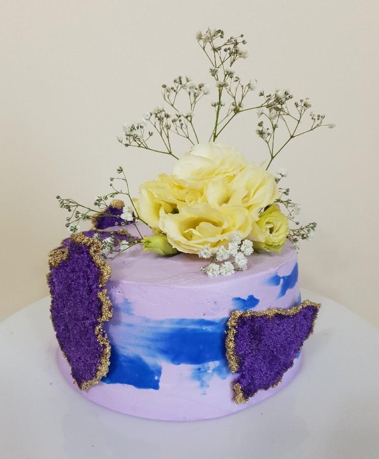کیک اسفنجی عالی