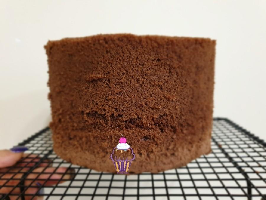 کیک شکلاتی اسپرسو