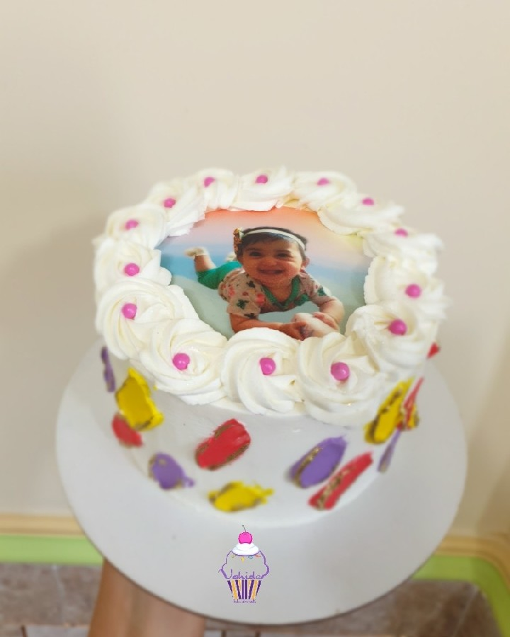 کیک اسفنجی(استاد دهقان)