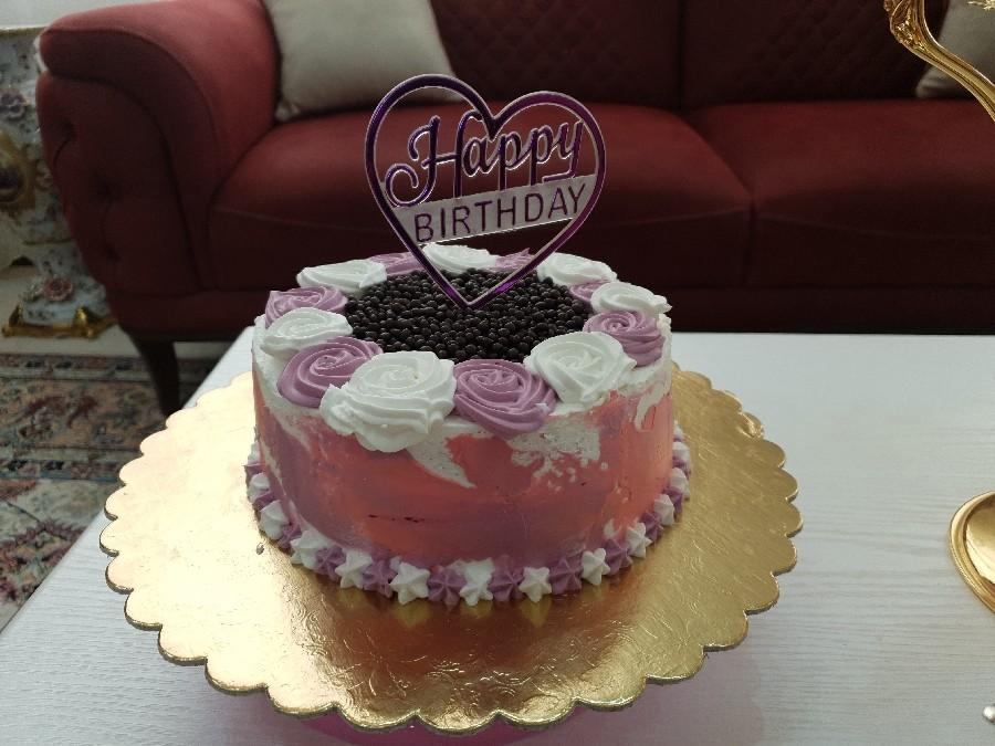 کیک ۱۲۳۴