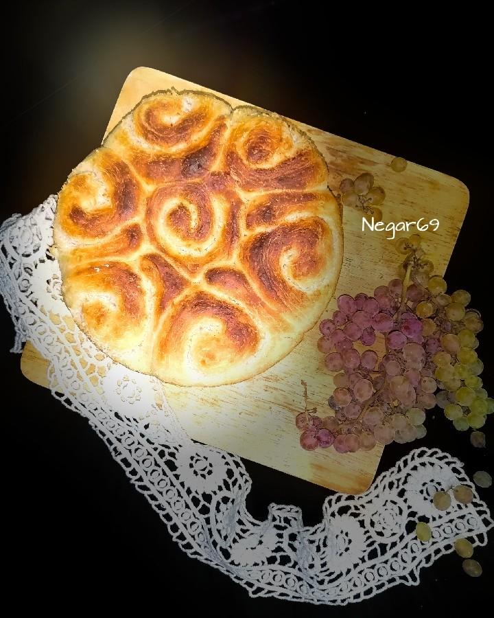 نان رول نارگیلی