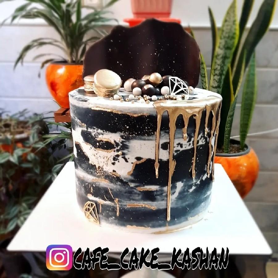 کیک دوطرفه