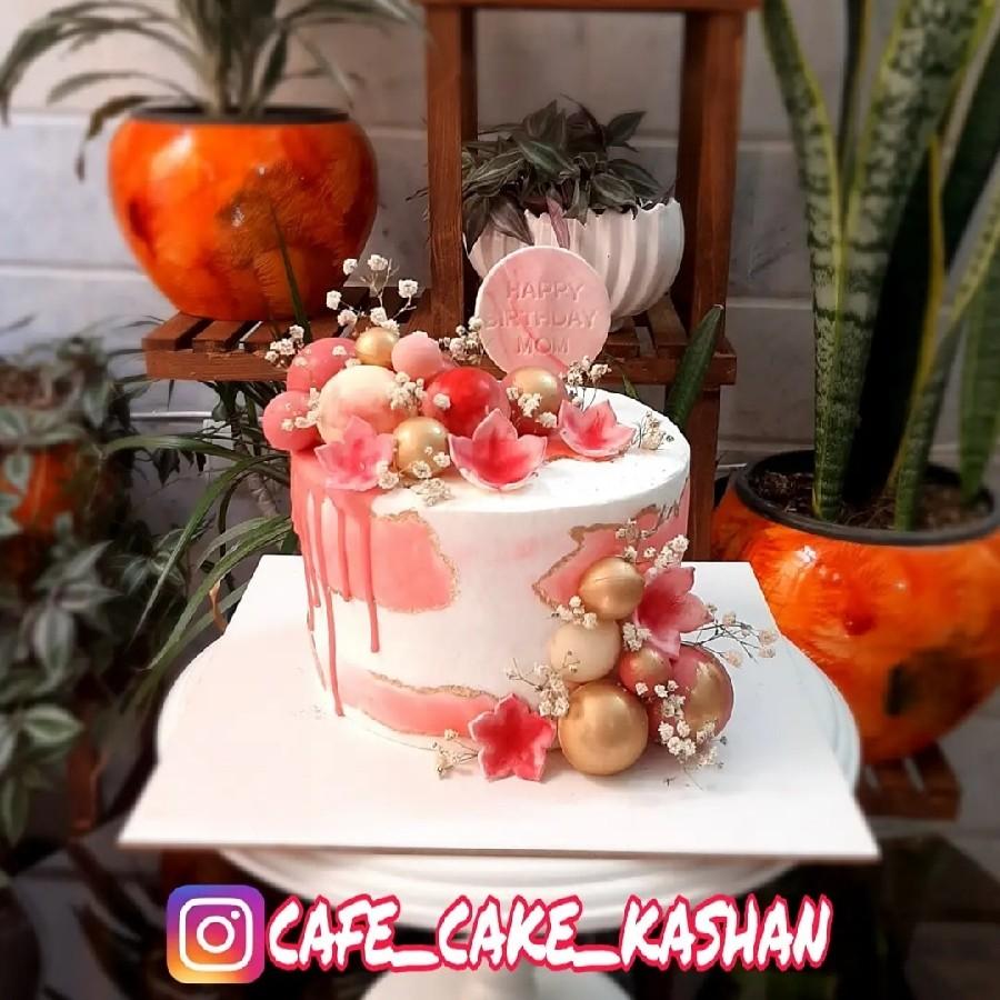 کیک زنونه