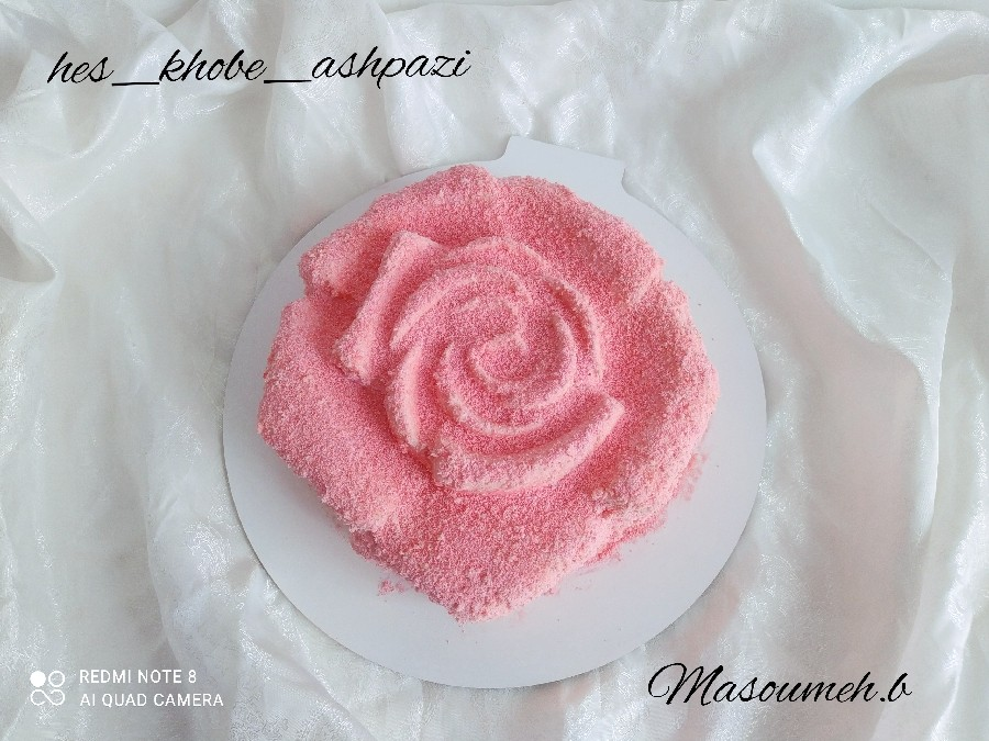 کیک دسر سفارشی