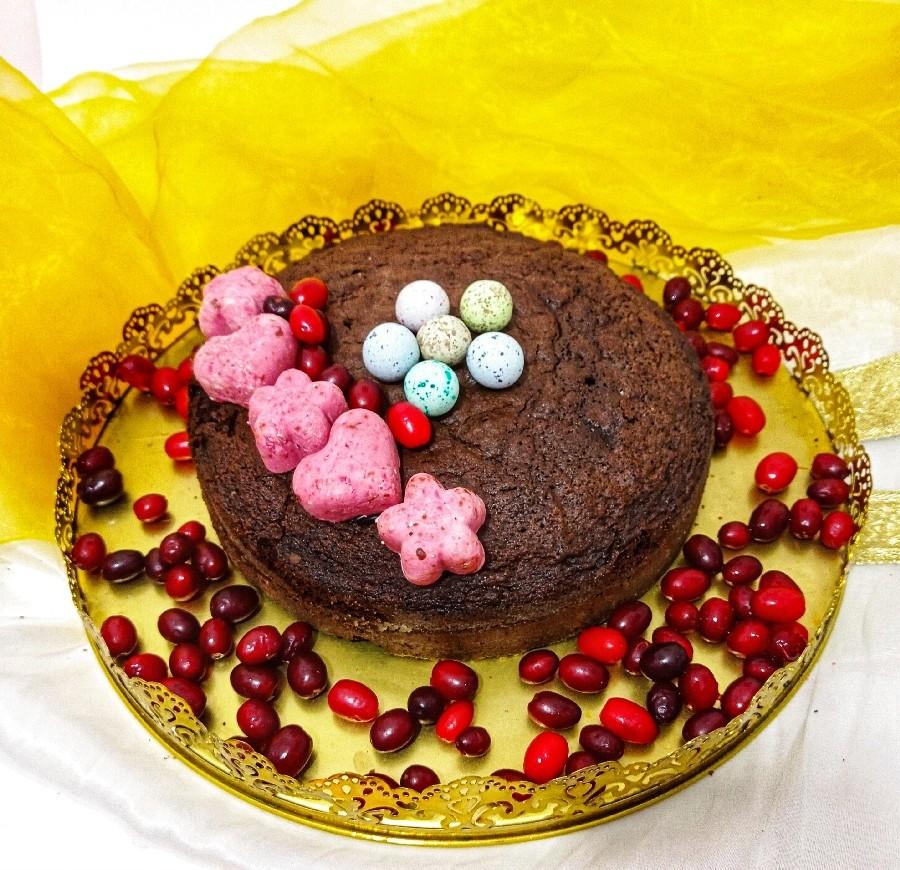 کیک کاپریس لطفاً کپشن خوانده شود