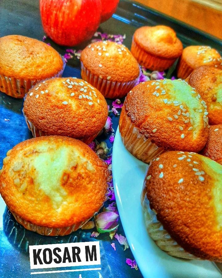 کیک یزدی در توستر